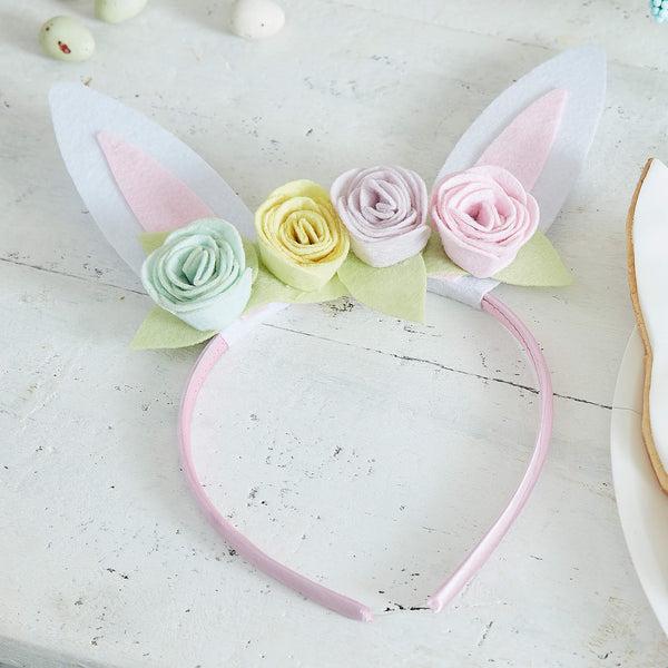 Bunny Ear Easter Headband