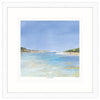 Crantock Beach Framed