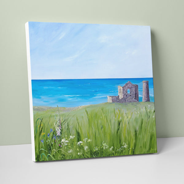 Bedruthan Steps Canvas