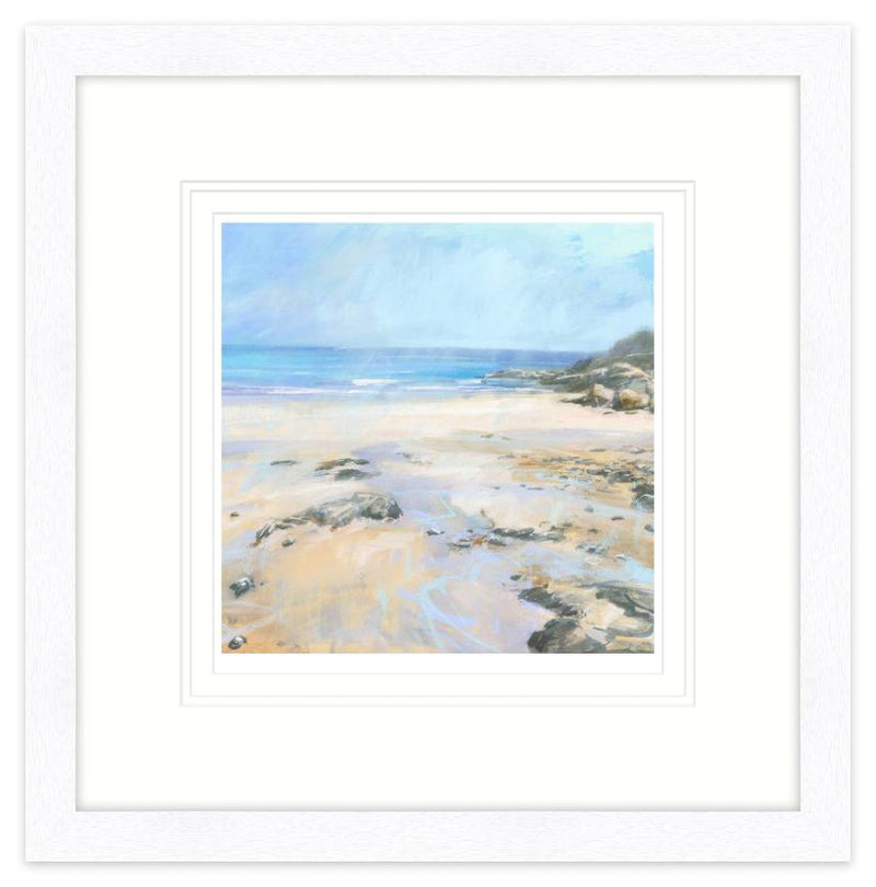 Treen Cove 1 Framed