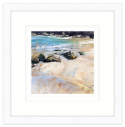 Treen Cove 2 Framed