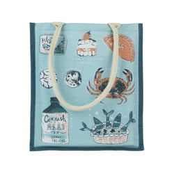Cornish Traditions Jute Bag