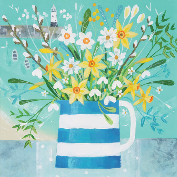 Cornish Posy Art Print