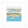 Falmouth Harbourside Framed Print