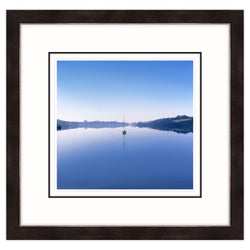 High Tide, Restronguet Creek Framed Print