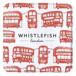 London Buses Notelet Tin