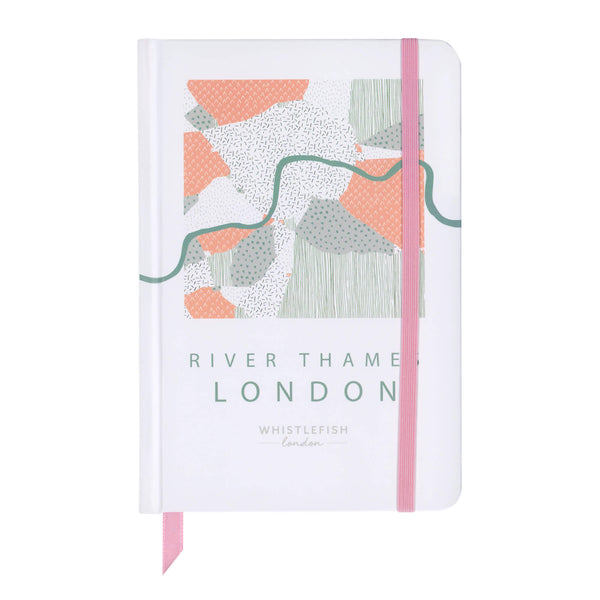 River Thames A6 Notebook