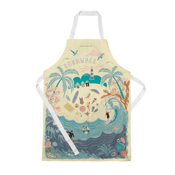 Let's Go To The Beach Apron