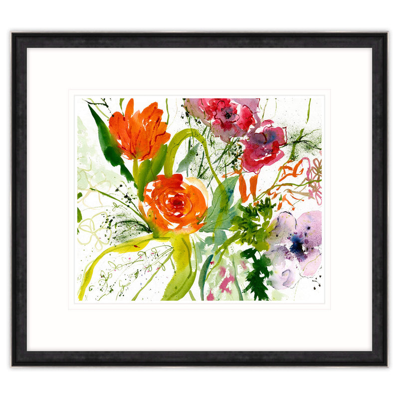 In The Realm Framed Print