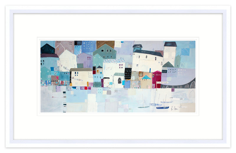 St Ives 1 Framed