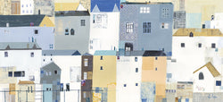 Textures of St Ives Print