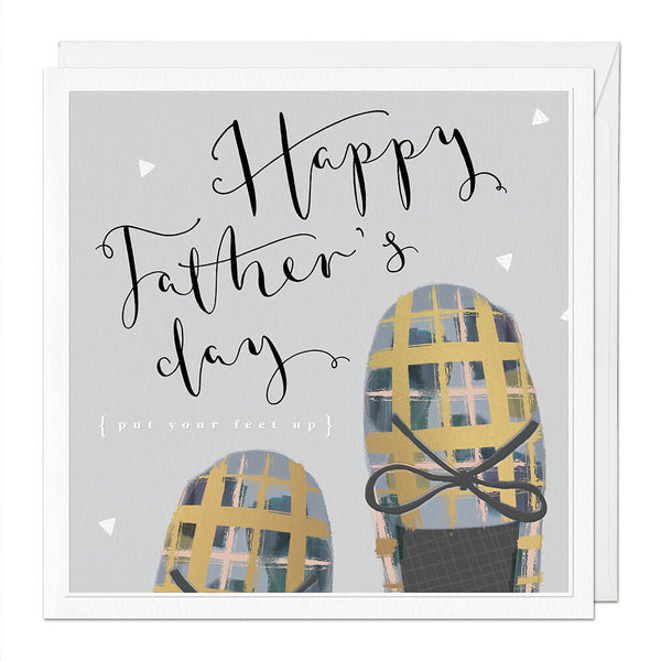 Happy Father's Day Luxury Greeting Card