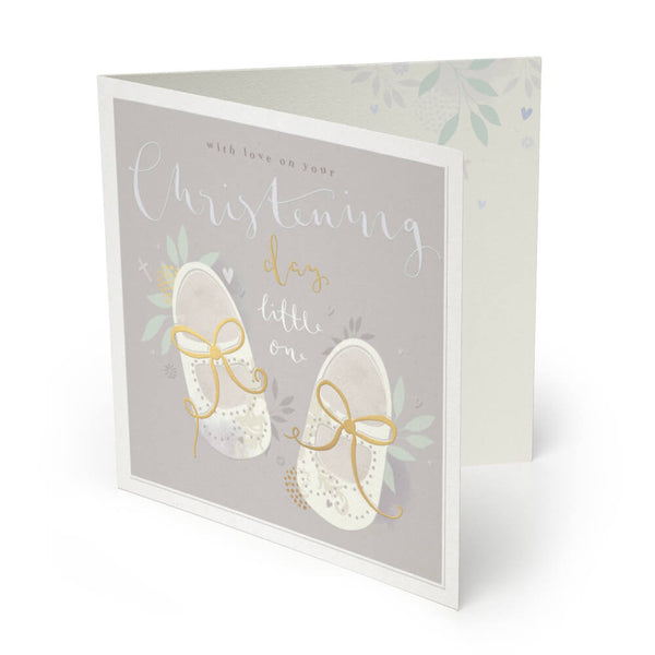 Christening Day Luxury Greeting Card