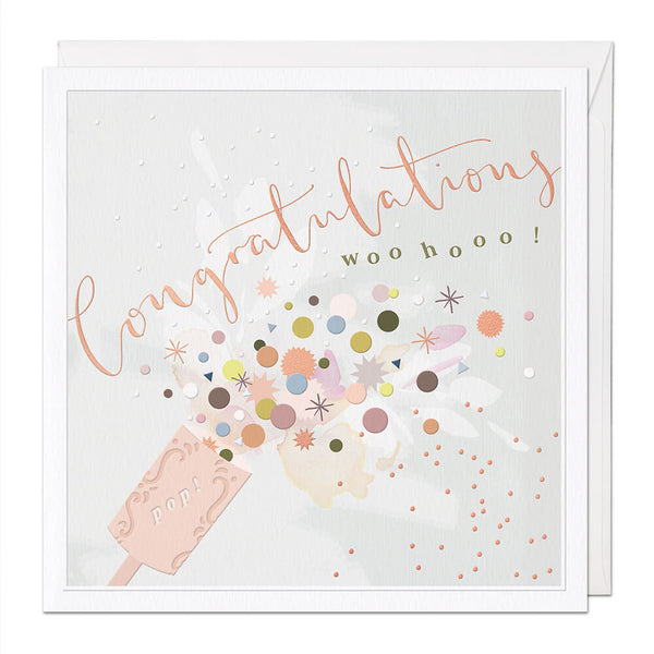 Congratulations Luxury Greeting Card