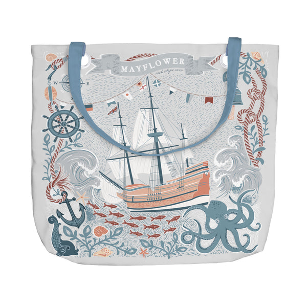 Mayflower Tote Bag
