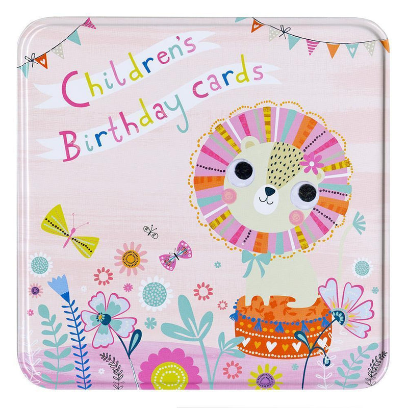 Children's Birthday Notelets
