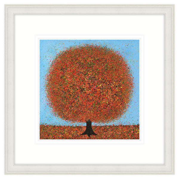 Autumn Bliss Framed Print