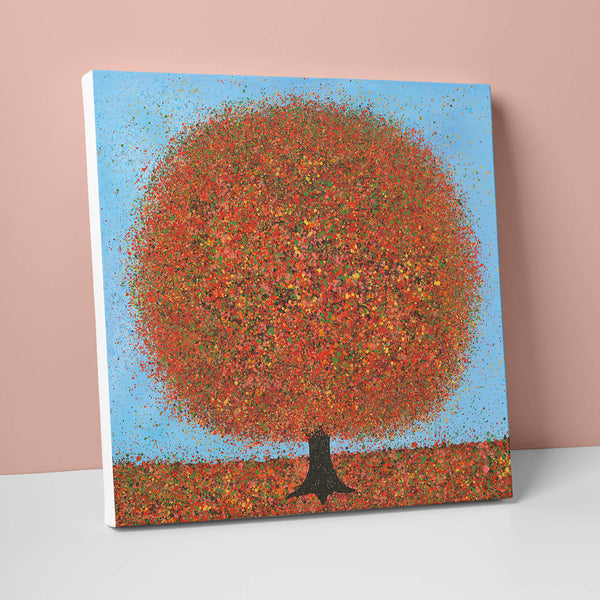 Autumn Bliss Canvas