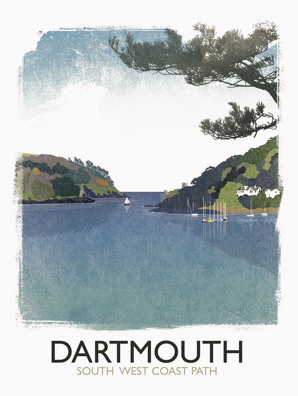 Dartmouth Coast Print
