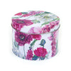 Poppies & Verbascum Floral Art Tin