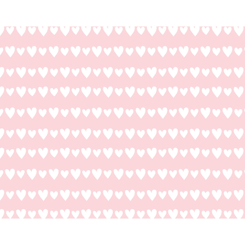 Lovely Hearts Wrapping Paper