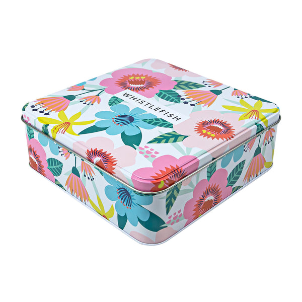 Flower Pop Everyday Tin