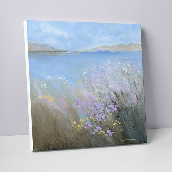 Across the Estuary Canvas