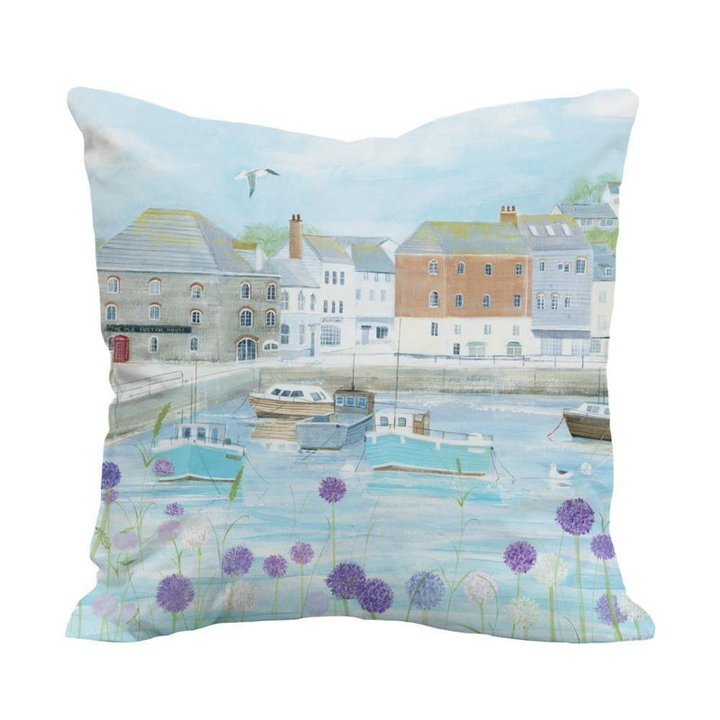 Padstow Cornwall Cushion