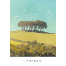 Nearly There Art Print