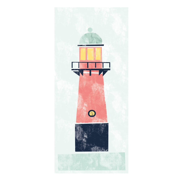 Smeatons Lighthouse Art Print