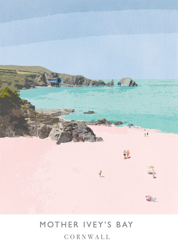 Mother Iveys Bay Art Print