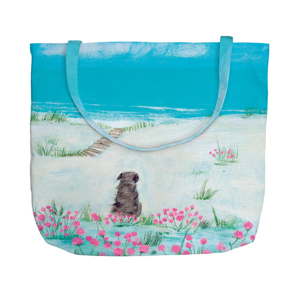 Sea Pinks Tote Bag