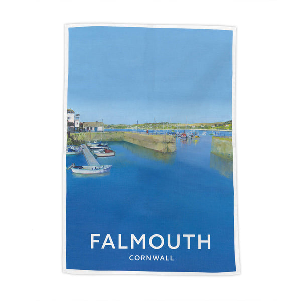 Falmouth Tea Towel