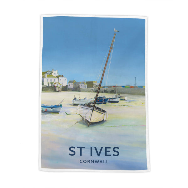 St Ives Tea Towel