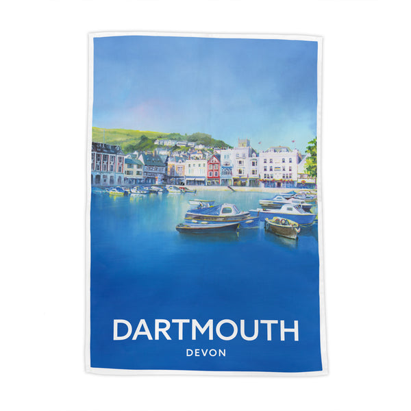 Dartmouth Tea Towel