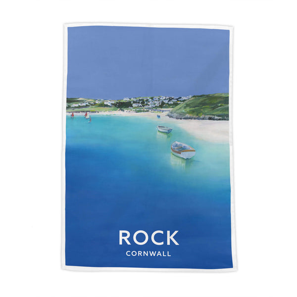 Rock Tea Towel