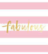 Fabulous Wrap Tag