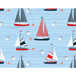 Sail The Seas Wrapping Paper