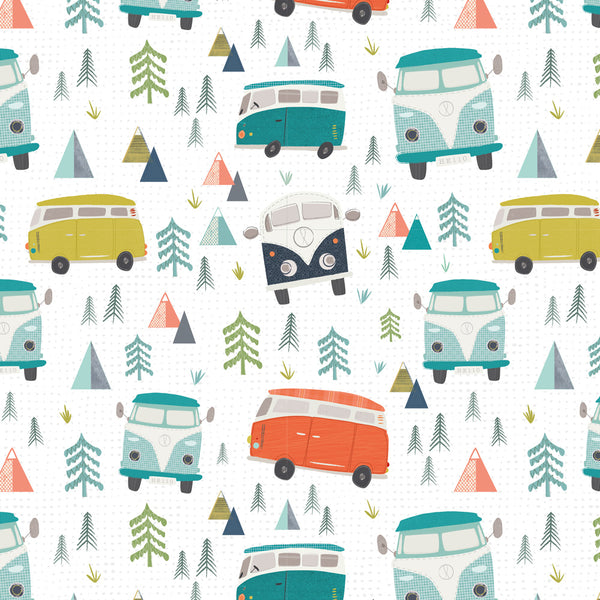 Adventure Awaits Wrapping Paper Pack