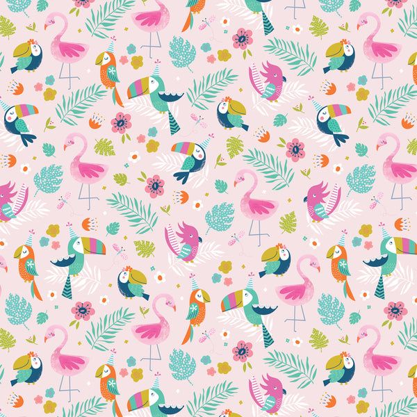 Animal Paradise Wrapping Paper Pack