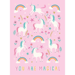 You Are Magical Art Print for Children