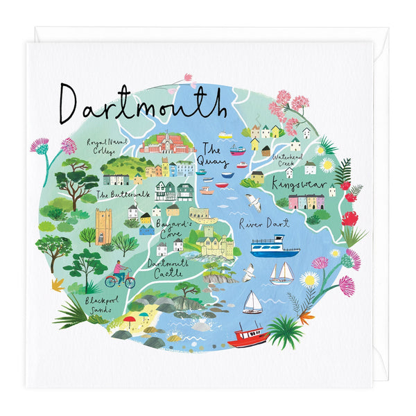 Dartmouth Map Card
