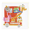 Animal Bus Childrens Birthday Card