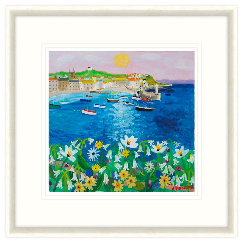 High Summer Framed Print