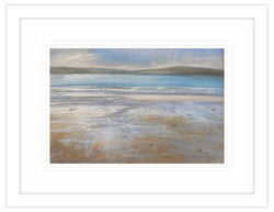 Early Morning, Across Padstow Framed Print