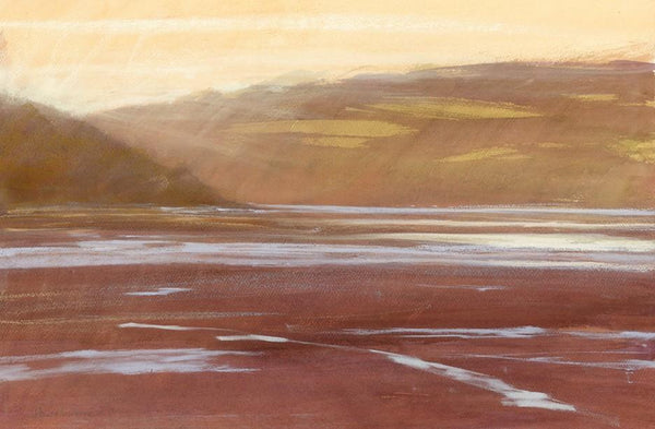 Camel Estuary, First Light Art Print
