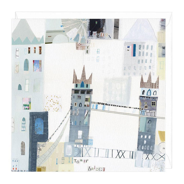 London Cityscape Card