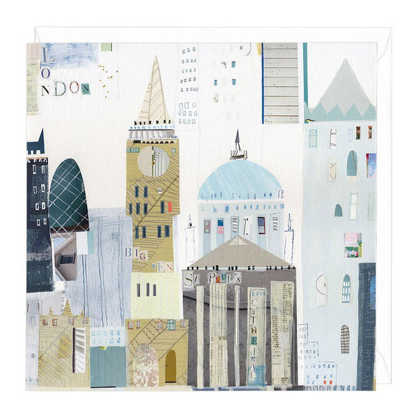 London Big Ben Card