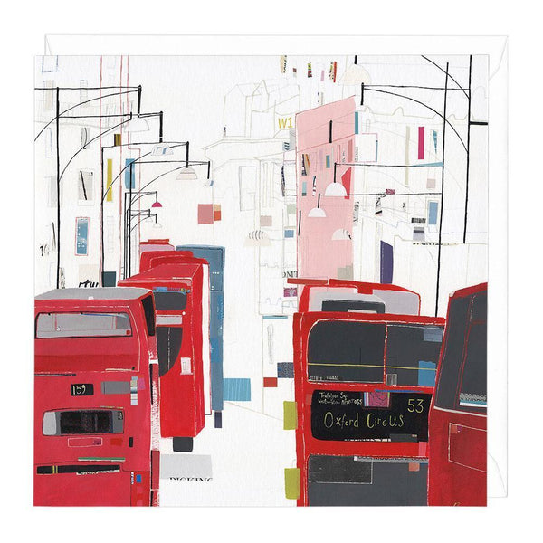 Oxford Circus Card