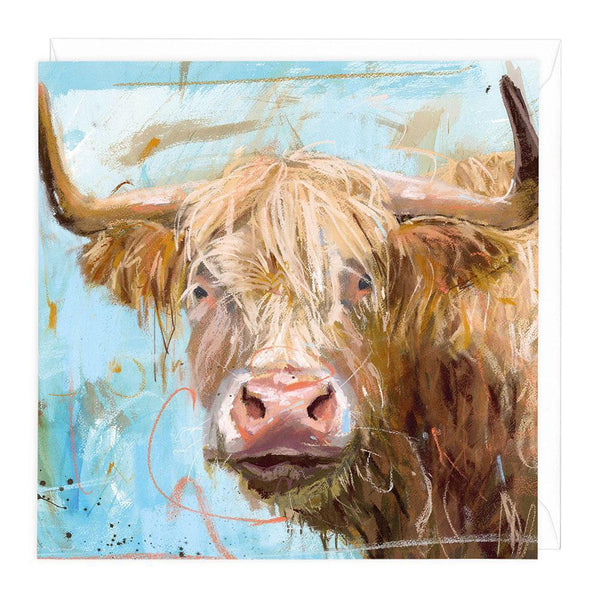 Mora Animal Greeting Card